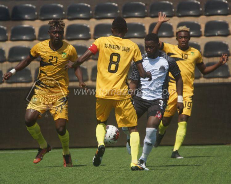 BEYA, MAYOMBO et USHINDI : les jeunes Corbeaux promettent!