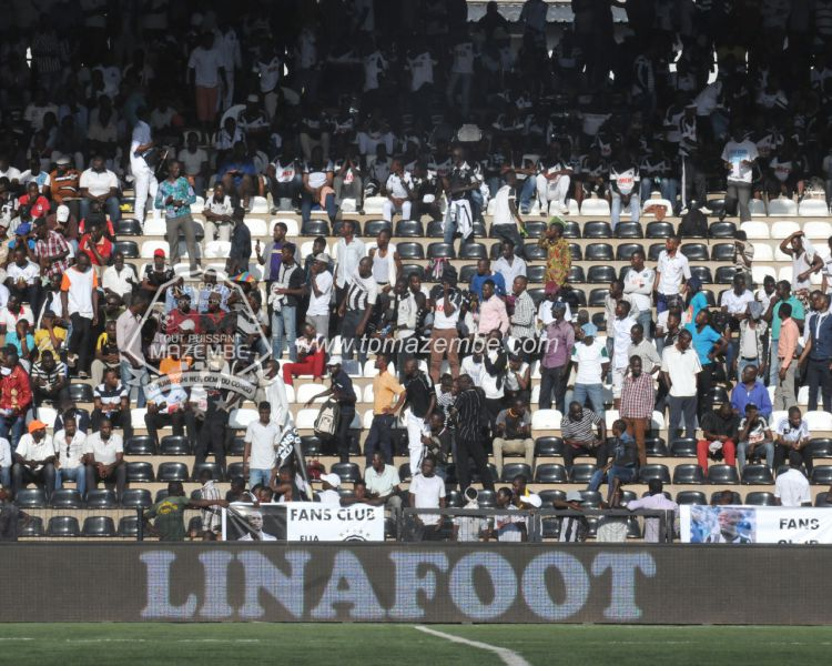 Mercredi, c'est déjà Lubumbashi Sport!