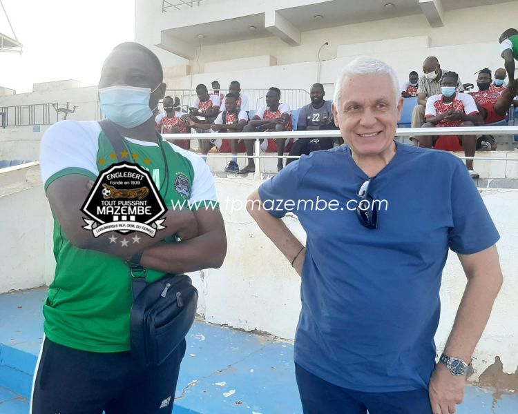VELUD n'oublie pas Mazembe et MIHAYO!
