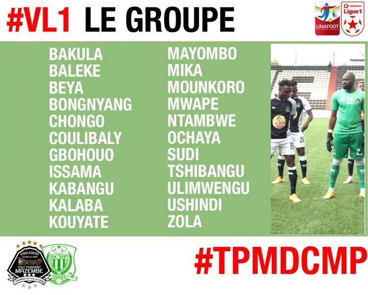 TPM-DCMP : vingt-deux Corbeaux en repli
