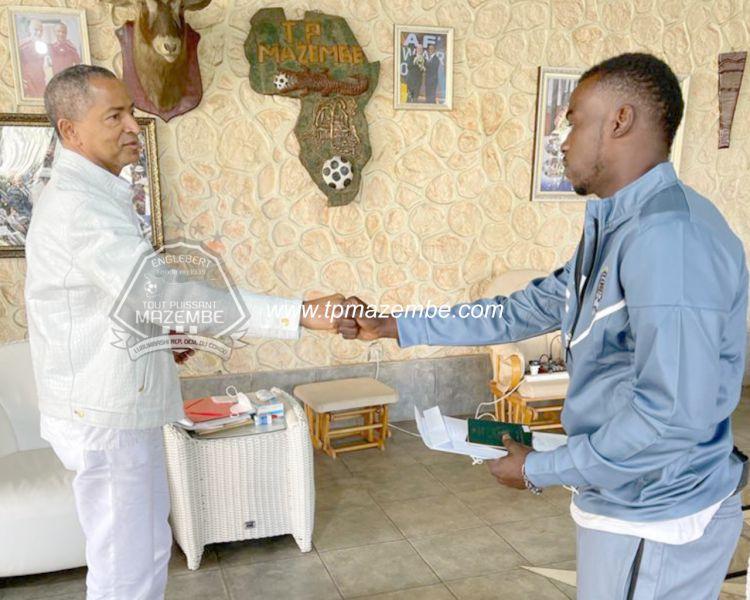 TSHIBANGU a signé au RSC Anderlecht!