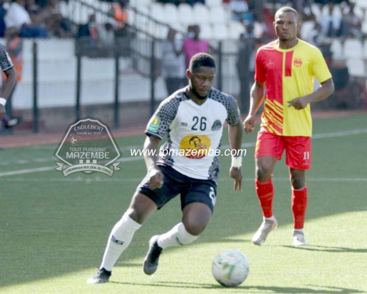 Étienne MAYOMBO au club jusqu'en 2026