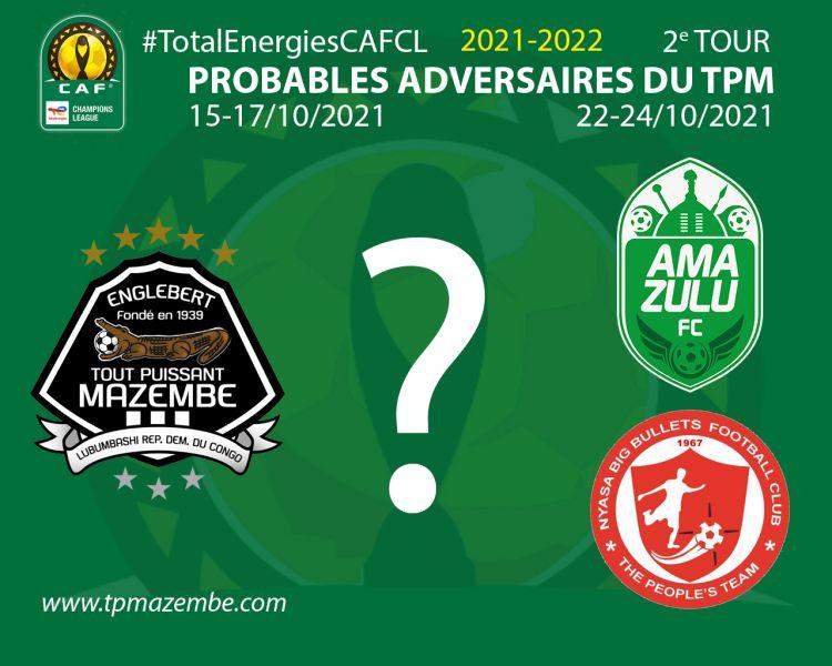 Amazulu ou Big Bullets FC pour les Corbeaux!
