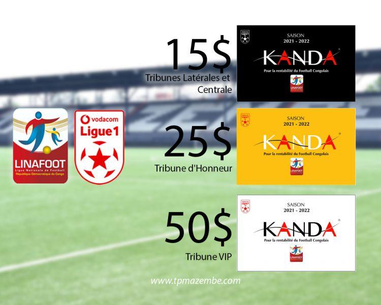 Achetez la carte KANDA pour accéder au Temple